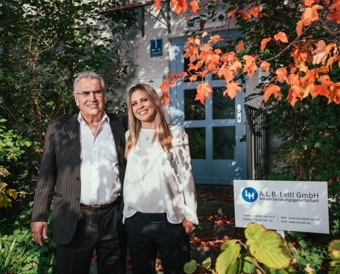 ALB-Leitl Kontakt Steuerberatung München